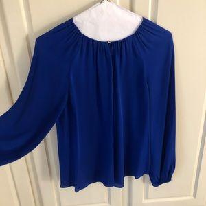 Diane von Furstenberg 100% silk blouse